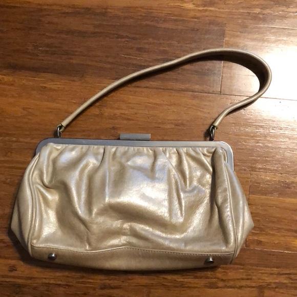 e5919f2194f Clarks Bags | Indigo By Gold Leather Purse | Poshmark
